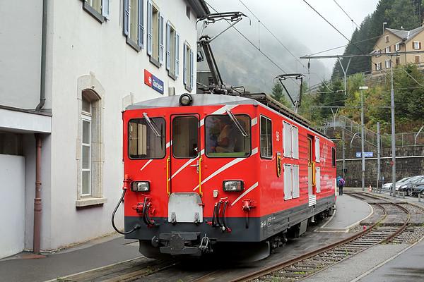 95 Göschenen 30/9/2014 R661 1753 Göschenen-Andermatt