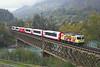 611 Reichenau-Tamins 1/10/2014<br /> D902 0852 Zermatt-St Moritz
