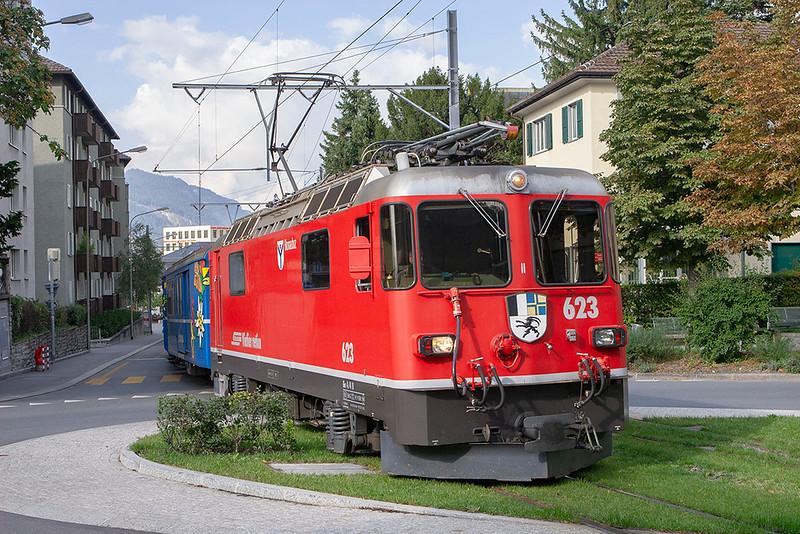 623 Chur 19/9/2008<br /> R1453 1608 Chur-Arosa