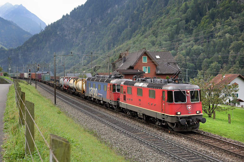 11348 and 620087, Silenen 30/9/2014