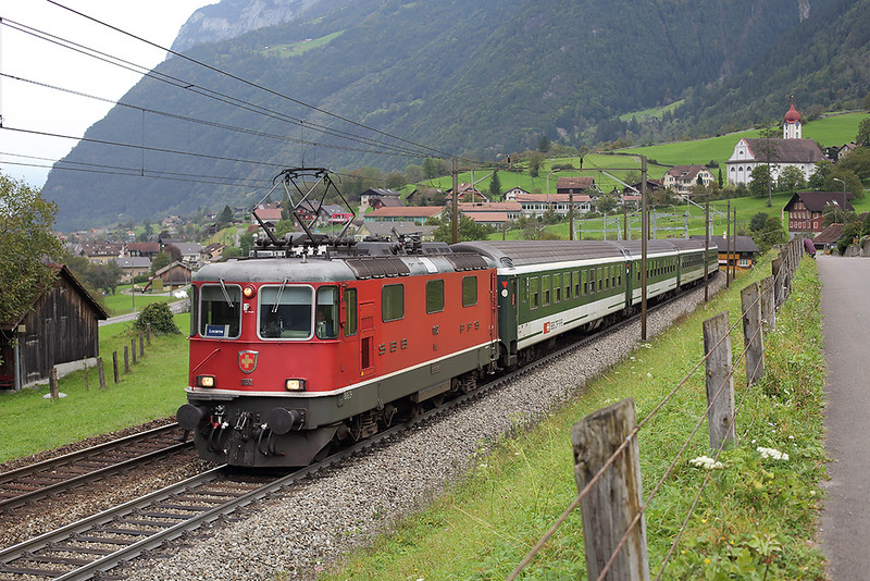 11152 Silenen 30/9/2014<br /> IR2164 0804 Basel SBB-Locarno