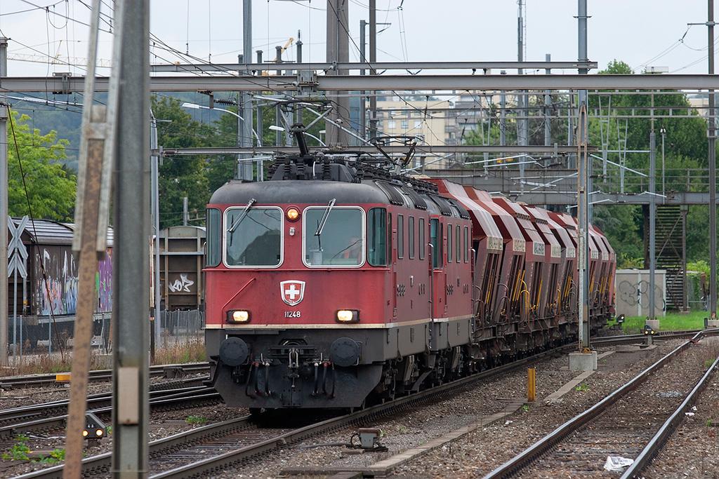 11248 and 11358, Pratteln 12/9/2012