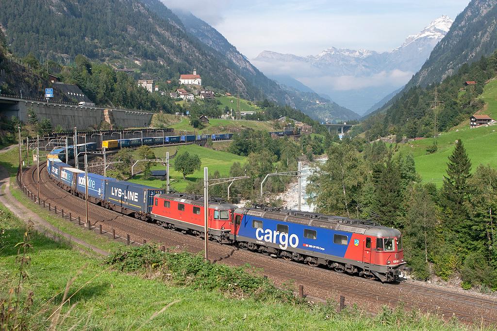 620061 and 11185, Wassen 17/9/2008
