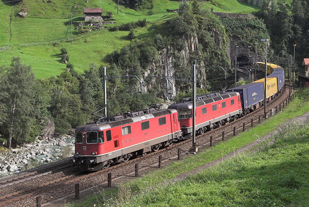11296 and 11624, Wassen 17/9/2008