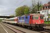 421383 Lindau Hbf 3/5/2016<br /> EC197 1809 Zürich HB-München Hbf