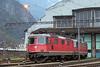 11239 and 11265, Erstfeld 30/9/2014