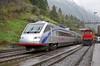 470002 Wassen 30/9/2014<br /> EC316 1225 Milano Centrale-Zürich HB