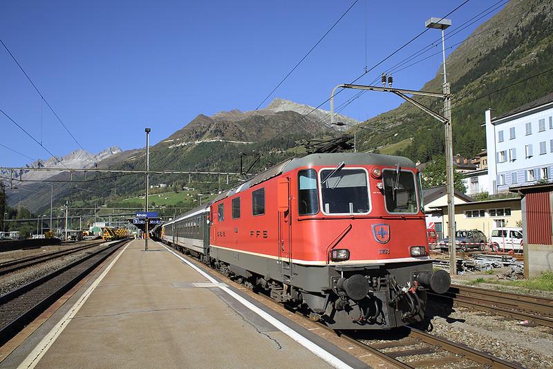 11193 Airolo 2/10/2014<br /> IR2165 0804 Basel SBB-Locarno