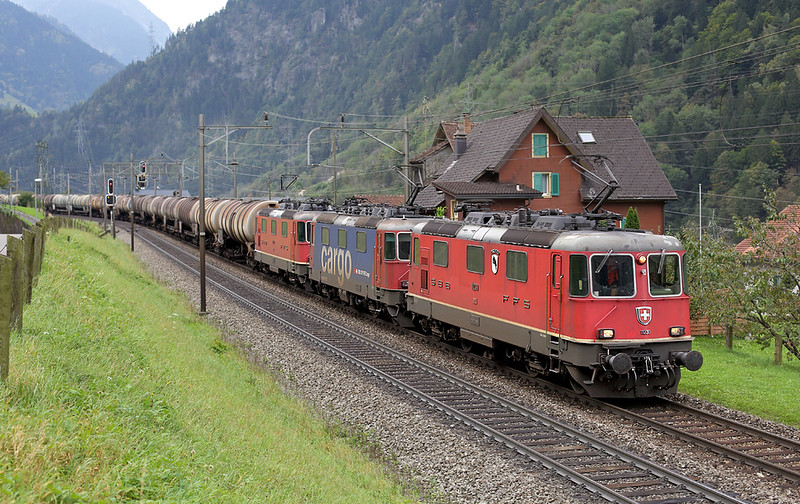 11233, 420170 and 11252, Silenen 30/9/2014