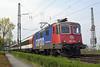 421392 Lindau Hbf 3/5/2016<br /> EC196 0703 München Hbf-Zürich HB