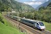 470009 Gurtnellen 3/10/2014<br /> EC319 1322 Zürich HB-Milano Centrale