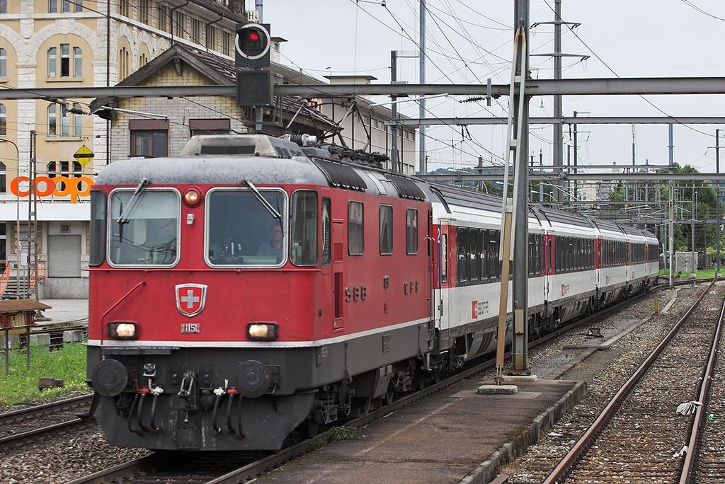 11151 Pratteln 12/9/2012<br /> IR90 1136 Zürich HB-Bruxelles Midi
