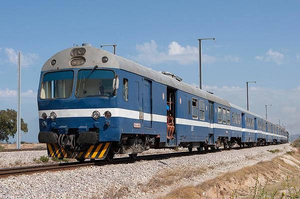 040-DK-86 (on rear), Rades Milane 3/8/2010 196 1500 Erriadh-Tunis Ville