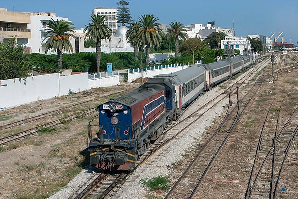 GT-562 Sousse 4/8/2010 12-5/78 1600 Sousse-Tunis Ville