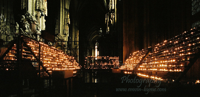 Candle Light - St Stephen's Wien