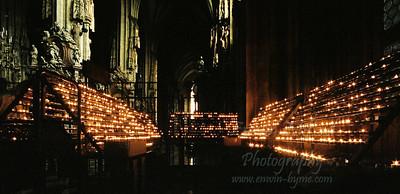 Candle Light - St Stephen's Wien
