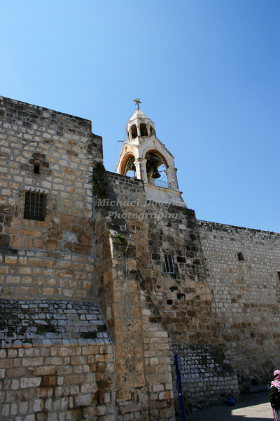 Church of the Nativity in Bethlehem, Israel