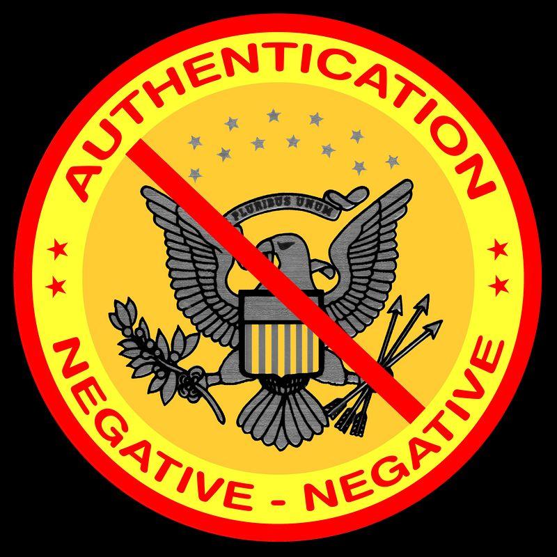 Authenticity Not-Certifiec Negative 5000pix 1 ring - D blk bg