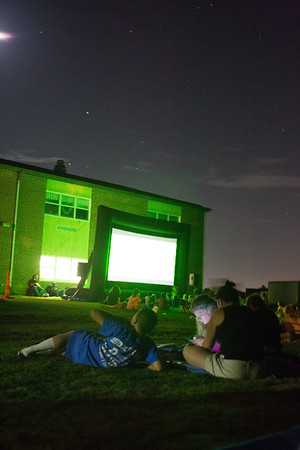 Forest Avenue Elementary School Movie Night