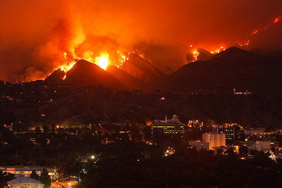 JPL Under Fire