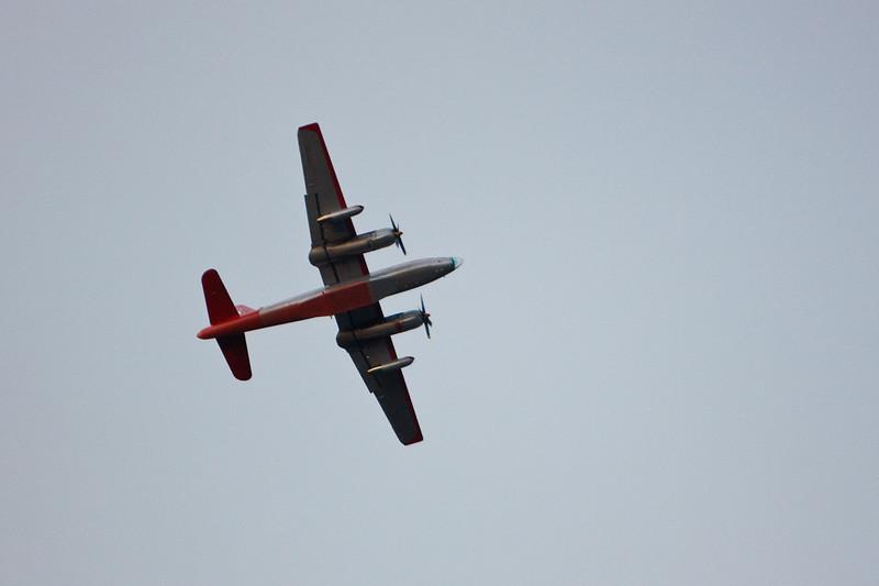 Martin B26 Marauder, with jet engine modification