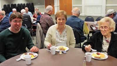 476 Climbers Breakfast Oct 14