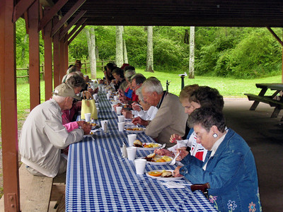 FHBC Climbers Breakfast in the Park May 5, 2009