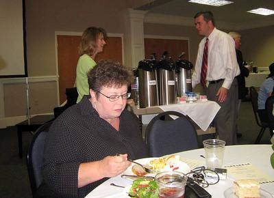 Senior Adult Appreciation Lunch April 2007