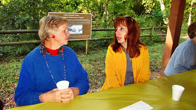 FHBC Climber's Breakfast in the Park October 4, 2012