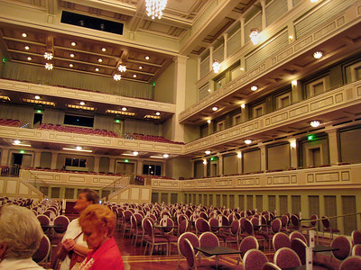 Schermerhorn Symphony Center - Nashville, TN