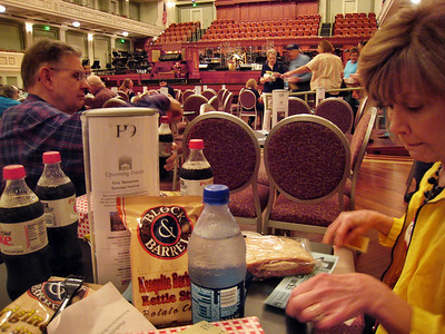 Schermerhorn Symphony Center - Nashville, TN - Box Lunches for Organ Recital