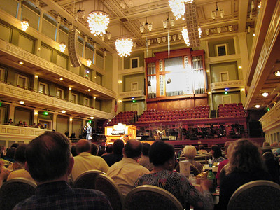 Schermerhorn Symphony Center - Nashville, TN - Organ Recital