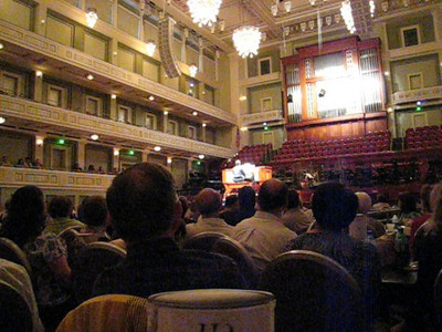 Schermerhorn Symphony Center - Nashville, TN - Brief Mini Movie of Organ Recital