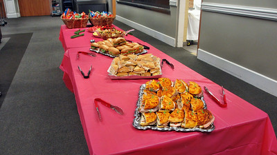 Forest Hills Baptist Church Climbers Lunch July 15, 2014