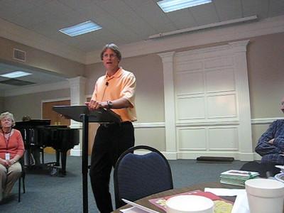 Nov 2009 Monthly Lunch Mini Movie - Pastor Sam Sings