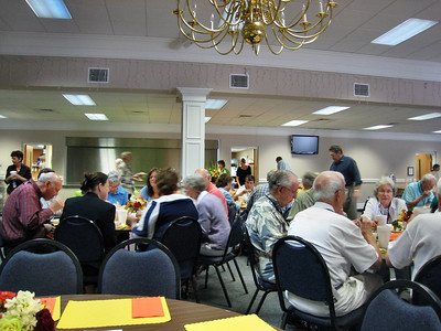 Climbers Luncheon August 18, 2009