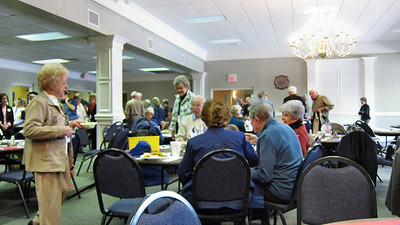 February 2012 Climbers Monthly Luncheon