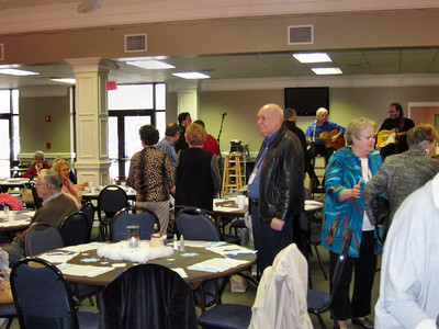 Forest Hills Baptist Climbers Lunch January 17, 2012