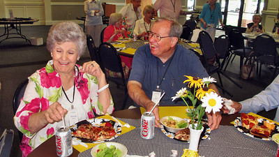 Forest Hills Climbers Lunch July 17, 2012