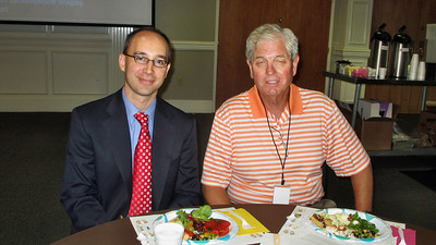 Forest Hills Climbers Lunch June 19, 2012