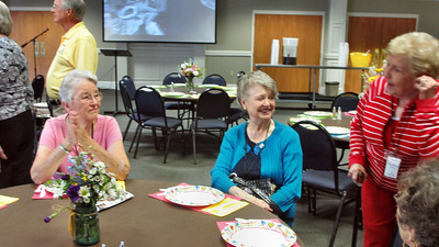May 2012 Climbers Monthly Luncheon