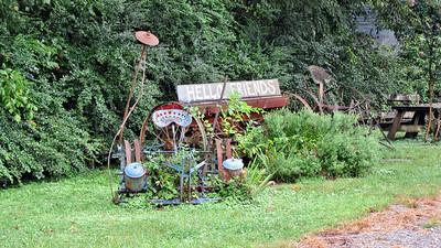 FHBC Climbers Trip to Readyville Mill Restaurant