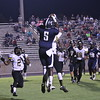 Cuthbertson's JT Cauthen pulls down reception against Forest Hills. Photo courtesy: Jamey Ward/ UnioNCounty SportsPix