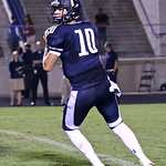 Austin Kendall, Cuthbertson quarterback. Photo courtesy: Jamey Ward/ UnioNCounty SportsPix