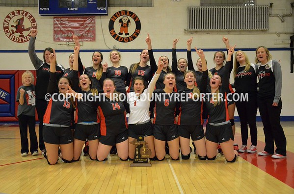 Forest Park Volleyball