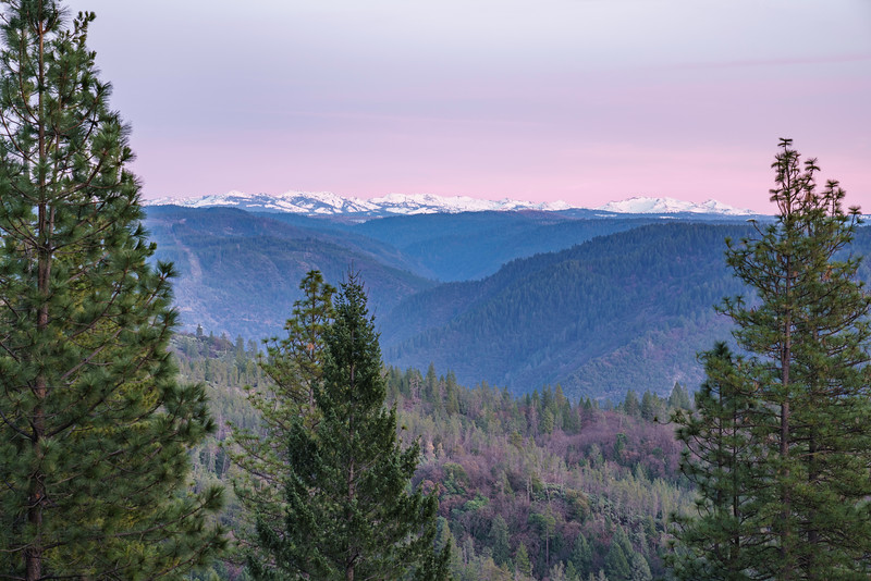 The Crystal Range from Worton's Overlook, 01-27-2019, 17:11