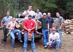 Forestry Club Firewood