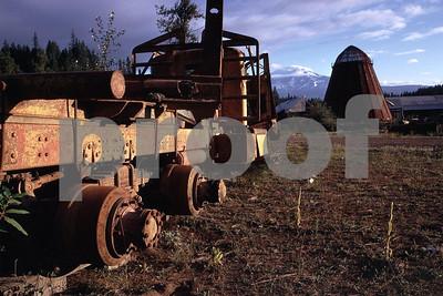 Truck teepee burner Trout L 78 03 033