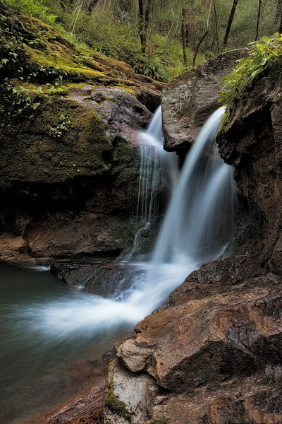- Punchbowl Falls -