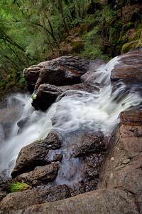 Linda Falls III - On the Edge -